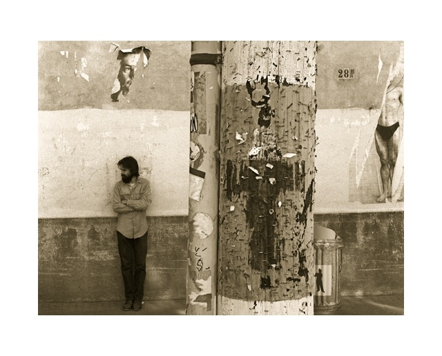 THE HEARTTHROB OUTSIDE THE THEATER